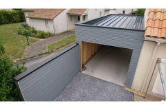 Couverture garage